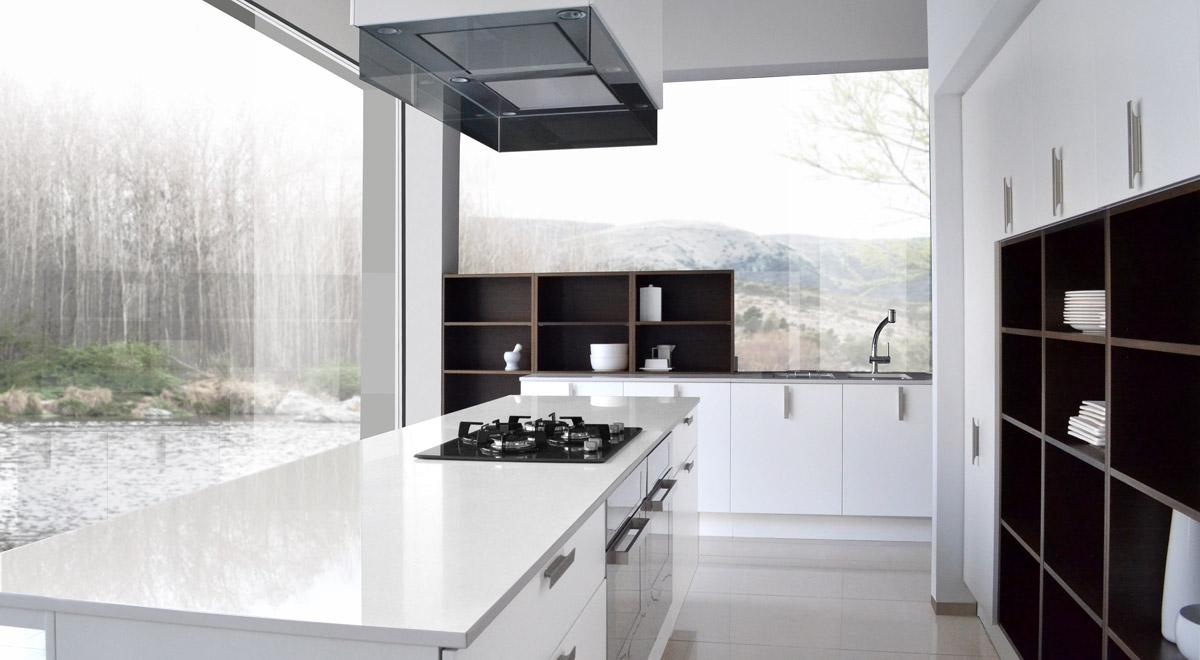Johnson Deco Center Pilar Muebles de Cocina Serie Premium > Lacar