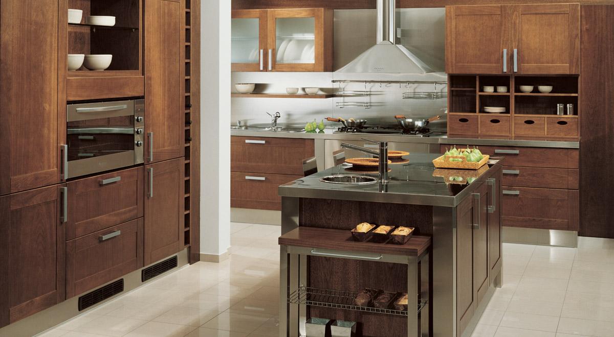 Johnson deco center pilar muebles de cocina serie premium for Complementos para muebles de cocina