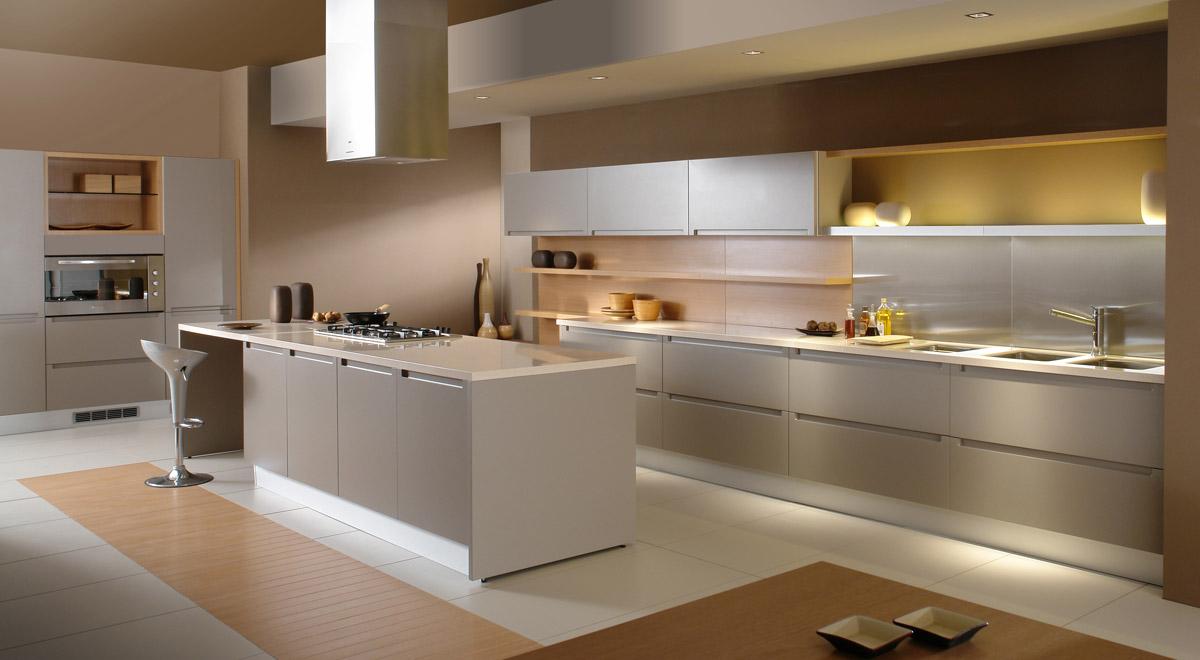 Johnson Deco Center Pilar Muebles de Cocina Serie Premium > Lúmina II