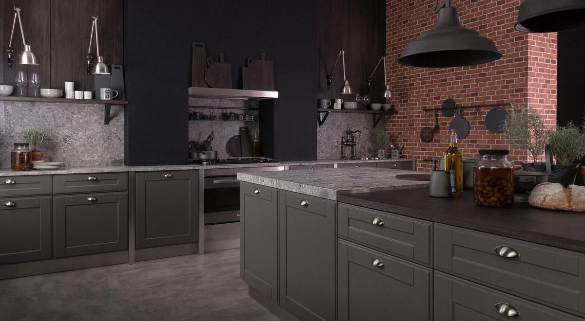 Johnson Deco Center Pilar Muebles de Cocina Serie Premium > Vintage ...