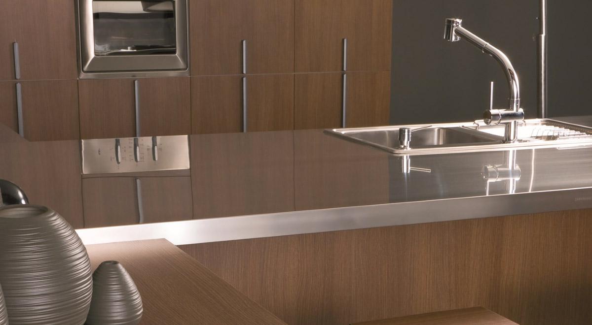 Johnson deco center pilar muebles de cocina mesadas 5cm for Amoblamientos de lavaderos