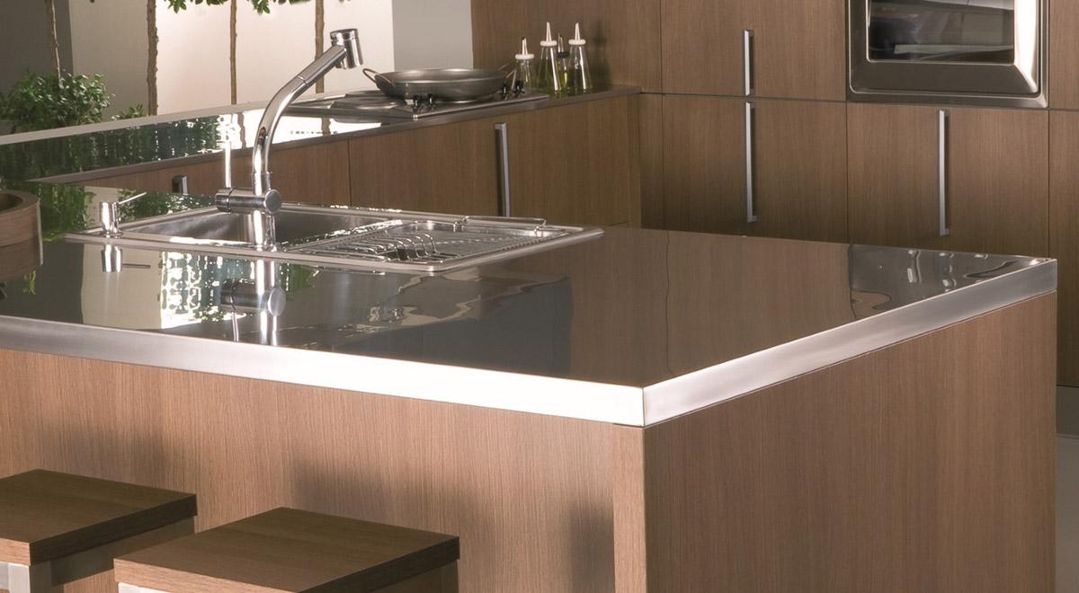 Johnson deco center pilar muebles de cocina mesadas 5cm for Amoblamientos para cocina